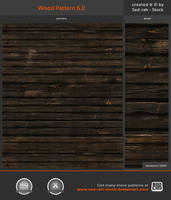 Wood Pattern 6.0 by Sed-rah-Stock