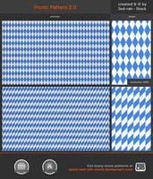 Picnic Pattern 2.0 by Sed-rah-Stock