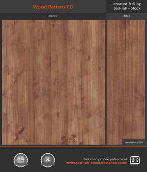 Wood Pattern 7.0