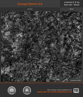 Grunge Pattern 4.0 by Sed-rah-Stock