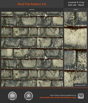 Roof Tile Pattern 2.0