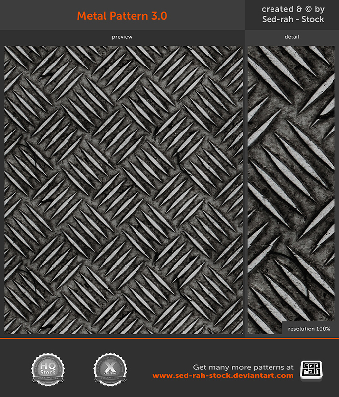Metal Pattern 3.0
