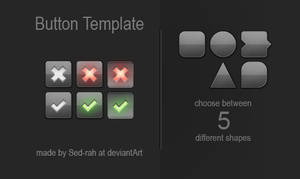 Button Template 2.0 by Sed-rah-Stock