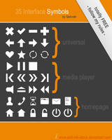 Symbol Shapes 1.0 by Sed-rah-Stock