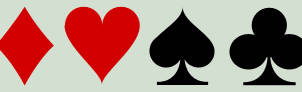 Playing Cards Shapes