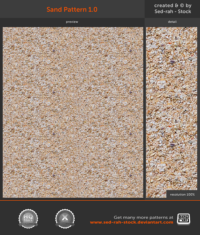 Sand Pattern 1.0
