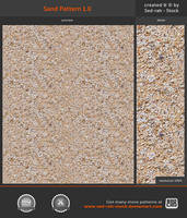 Sand Pattern 1.0 by Sed-rah-Stock