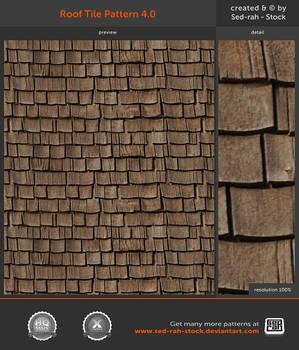 Roof Tile Pattern 4.0