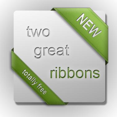 Ribbon Template