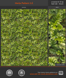 Herbs Pattern 1.0