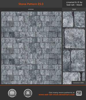 Stone Pattern 25.0