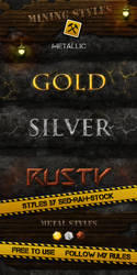 Mining Styles 3.0 by Sed-rah-Stock