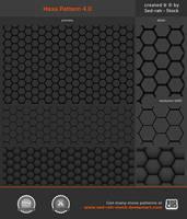 Hexa Pattern 4.0 by Sed-rah-Stock
