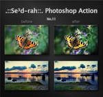 Sedrah Photoshop Action No10