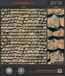 Roof Tile Pattern 5.0