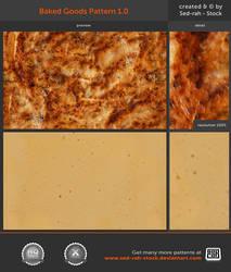 Baked Goods Pattern 1.0