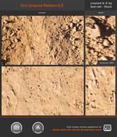 Dry Ground Pattern 6.0 by Sed-rah-Stock
