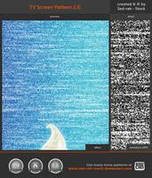 TV Screen Pattern 1.0 by Sed-rah-Stock