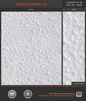 Polystyrene Pattern 1.0 by Sed-rah-Stock