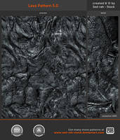 Lava Pattern 5.0 by Sed-rah-Stock