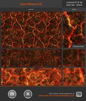 Lava Pattern 4.0 by Sed-rah-Stock