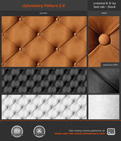 Upholstery Pattern 2.0 by Sed-rah-Stock