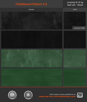 Chalkboard Pattern 1.0