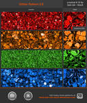 Glitter Pattern 2.0 by Sed-rah-Stock