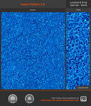 Foam Pattern 1.0 by Sed-rah-Stock