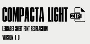 Compacta Light Digitized