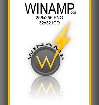Winamp Icon by Overtone
