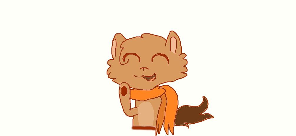 fan art for cookiepawz by kittyfan9