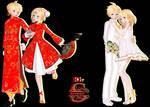 Tda Len X Rin Pack 2 : DL !!