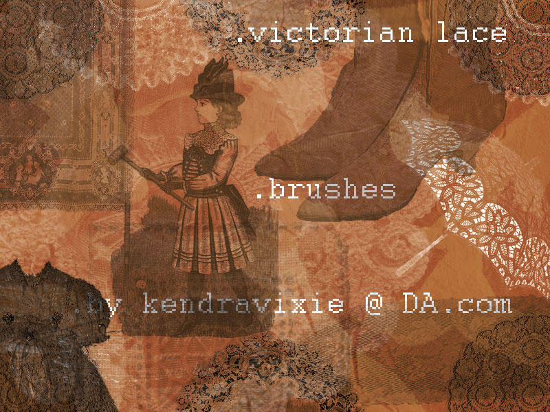 Victorian Lace by kendravixie