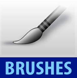 Efficient Landscape Brushes