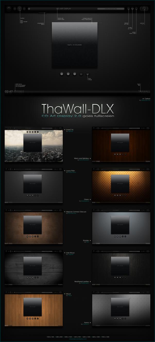 ThaWall-DLX by OtisBee