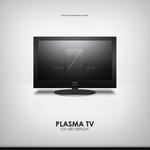 PLASMA TV by OtisBee