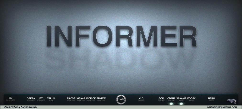 Informer Shadow by OtisBee