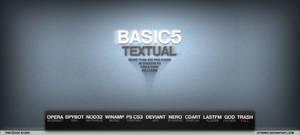 BASIC5 TEXTUAL by OtisBee
