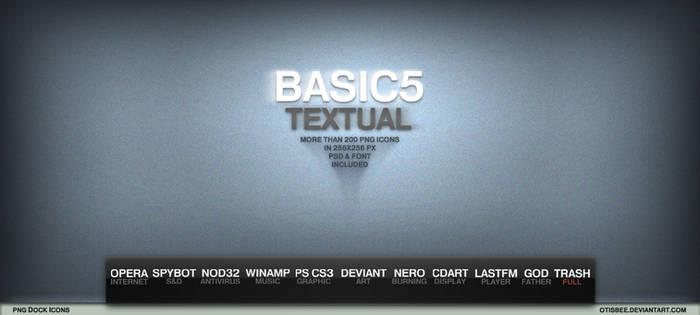 BASIC5 TEXTUAL