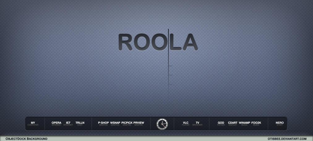 RooLa Dock by OtisBee