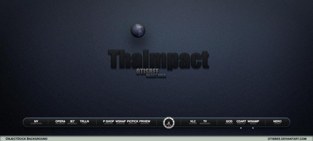 ThaImpact Dock by OtisBee