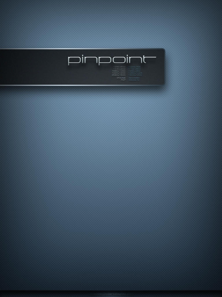 pinpoint by OtisBee