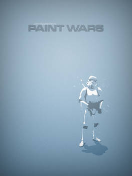 JohnAppleMan's PAINT WARS