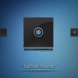 lunar flare by OtisBee