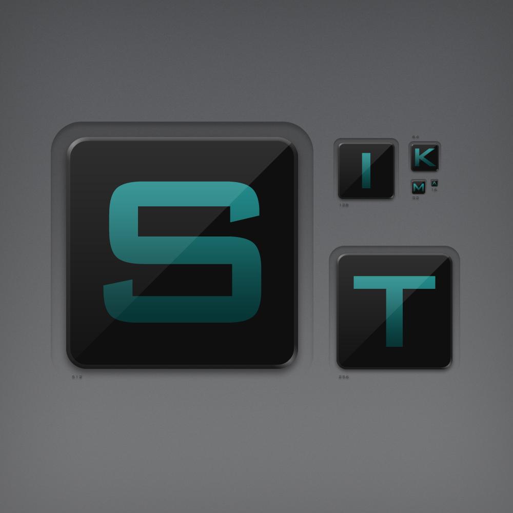 Stikma Icon PSD