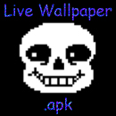 UPD) [Undertale] Sans LiveWallpaper for