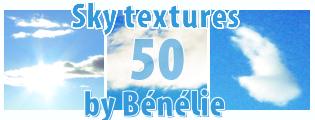 50 100x100 sky textures by benelie