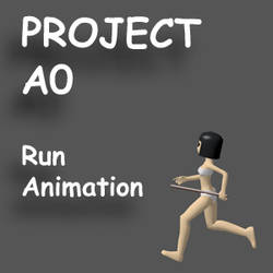Project-A0 Run. by Rettosukero