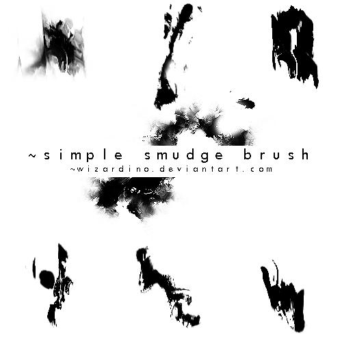 simple smudge brush by wizardino